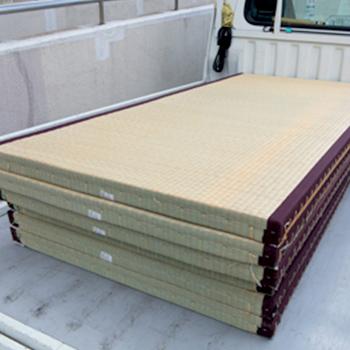 流れ:畳のお預かり
